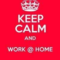 Arbeiten von zu Hause