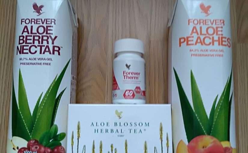 Erste Aloe-Vera Bestellung