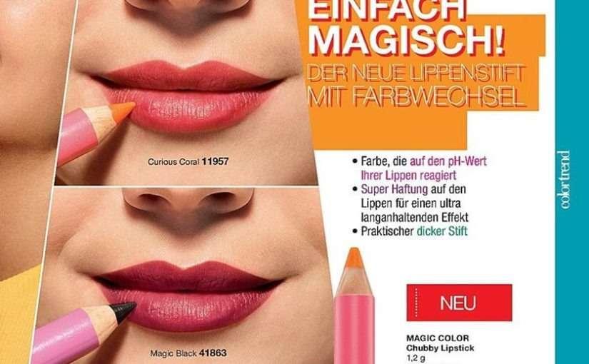 Magisches Lippenstift